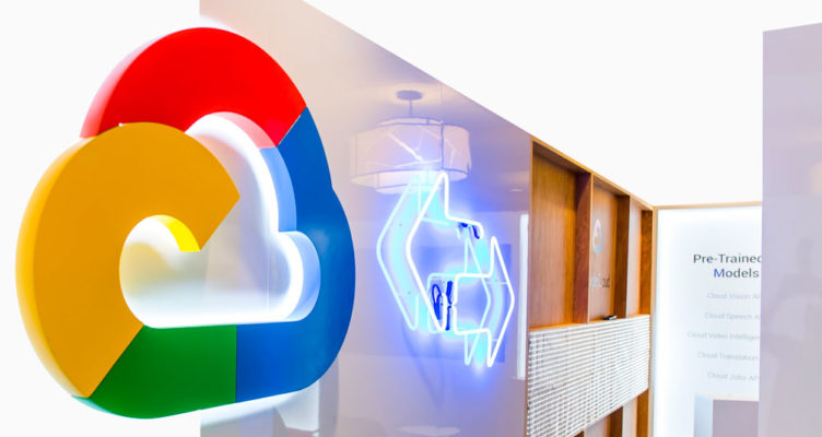 Google Cloud stockage en Suisse