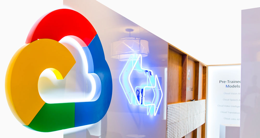 Google Cloud Storage in Switzerland
